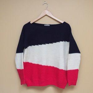 Sweaters - 🌟2/$20🌟 Striped Knit Sweater